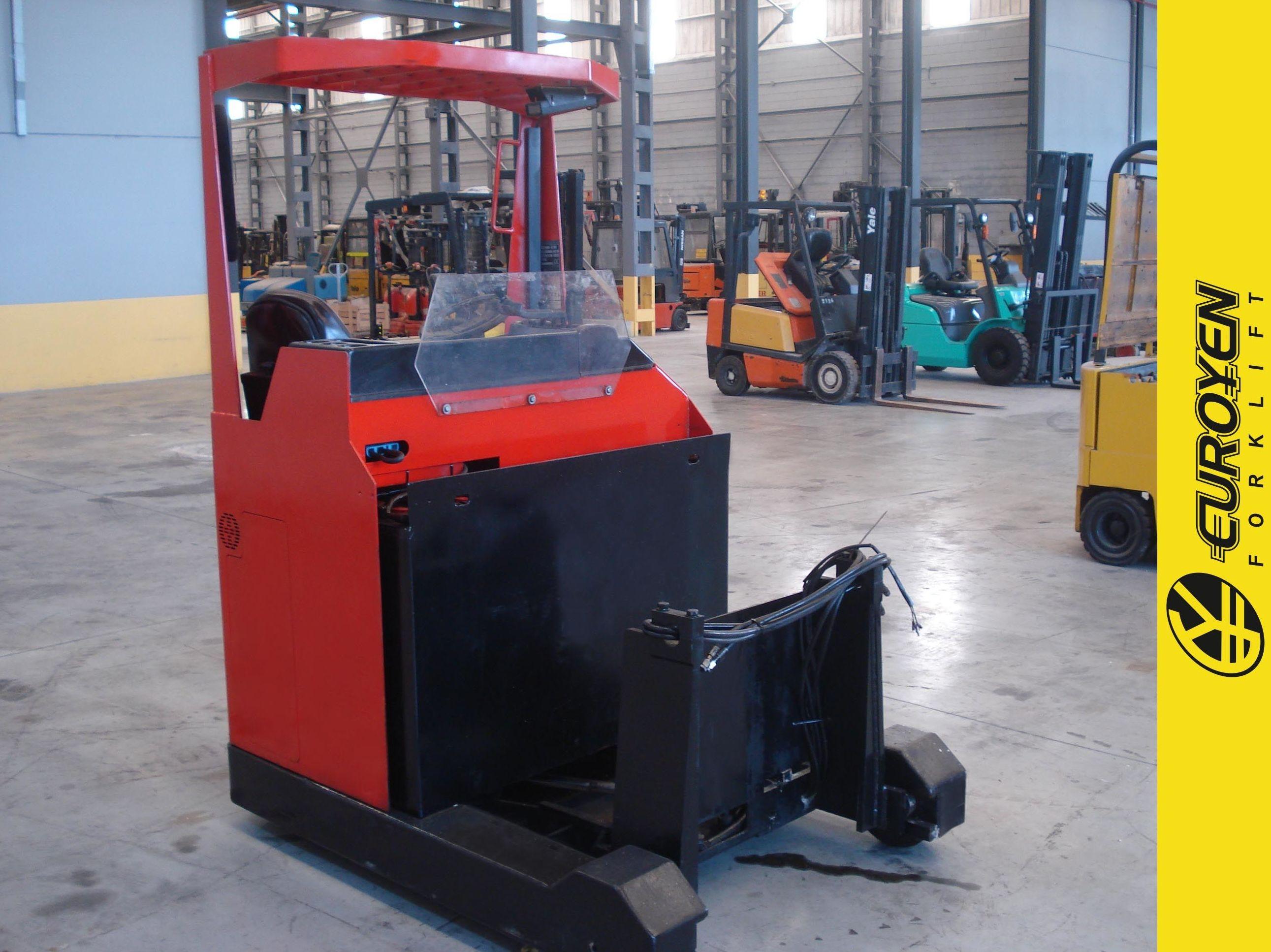 Carretilla retráctil BT Nº 5917: Productos y servicios de Comercial Euroyen, S. L.