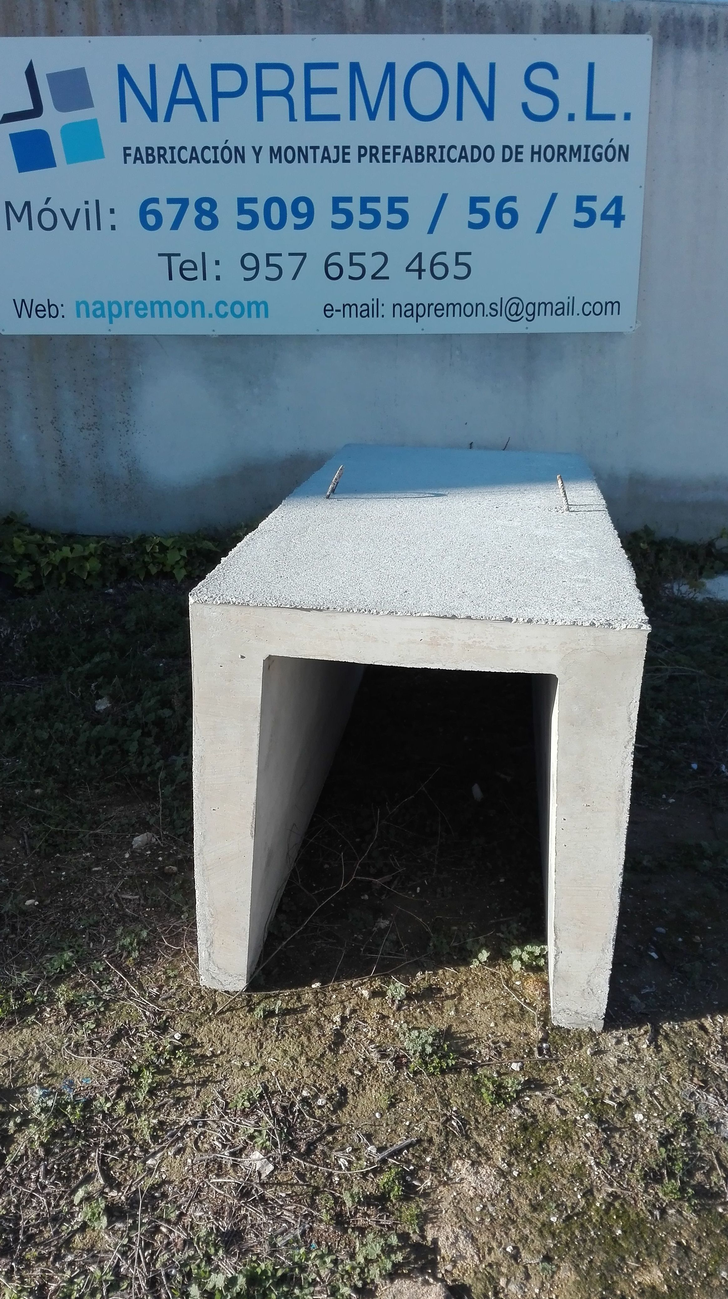 Foto 2 de Estructuras Hormigón en Montilla | Napremon
