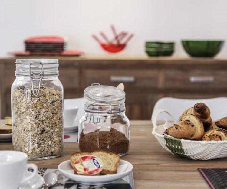 Cocina de nuestra vivienda turística en Formentera
