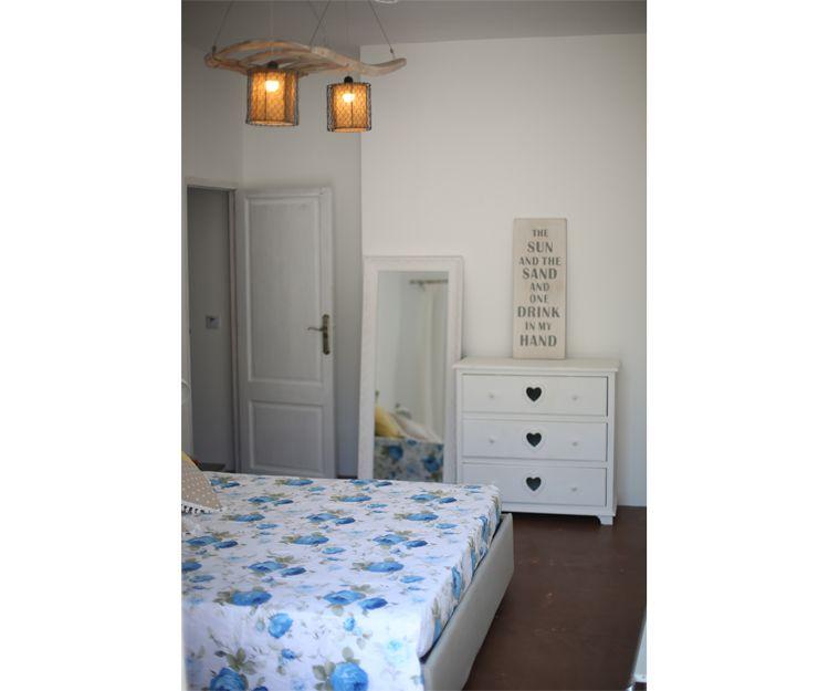 Habitación de nuestra vivienda turística en Formentera