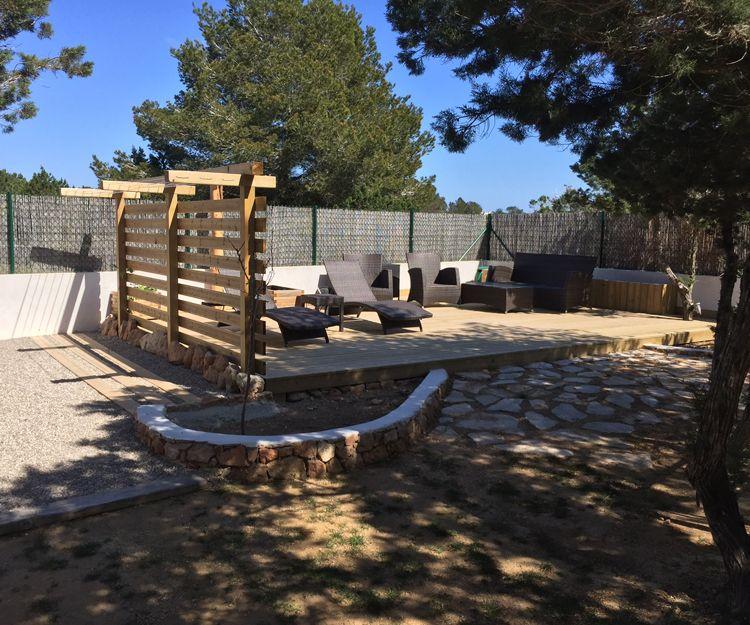 Alquiler de vivienda turística en Formentera