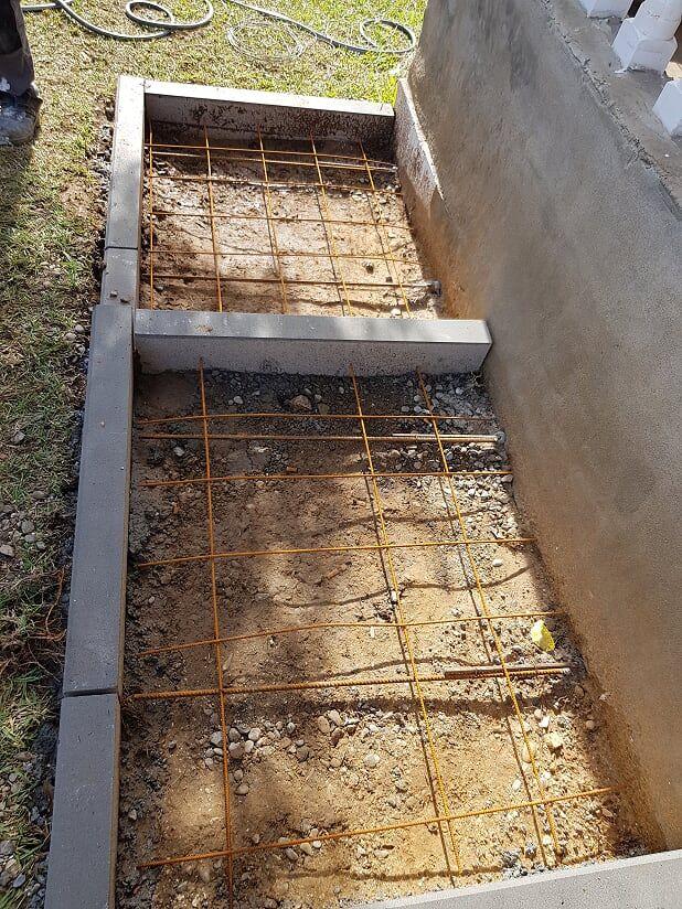 El primer paso para poner un nuevo suelo