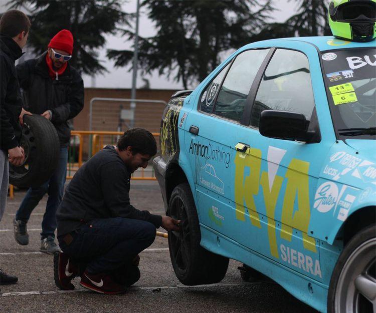 Accesorios del automóvil en Collado Villalba