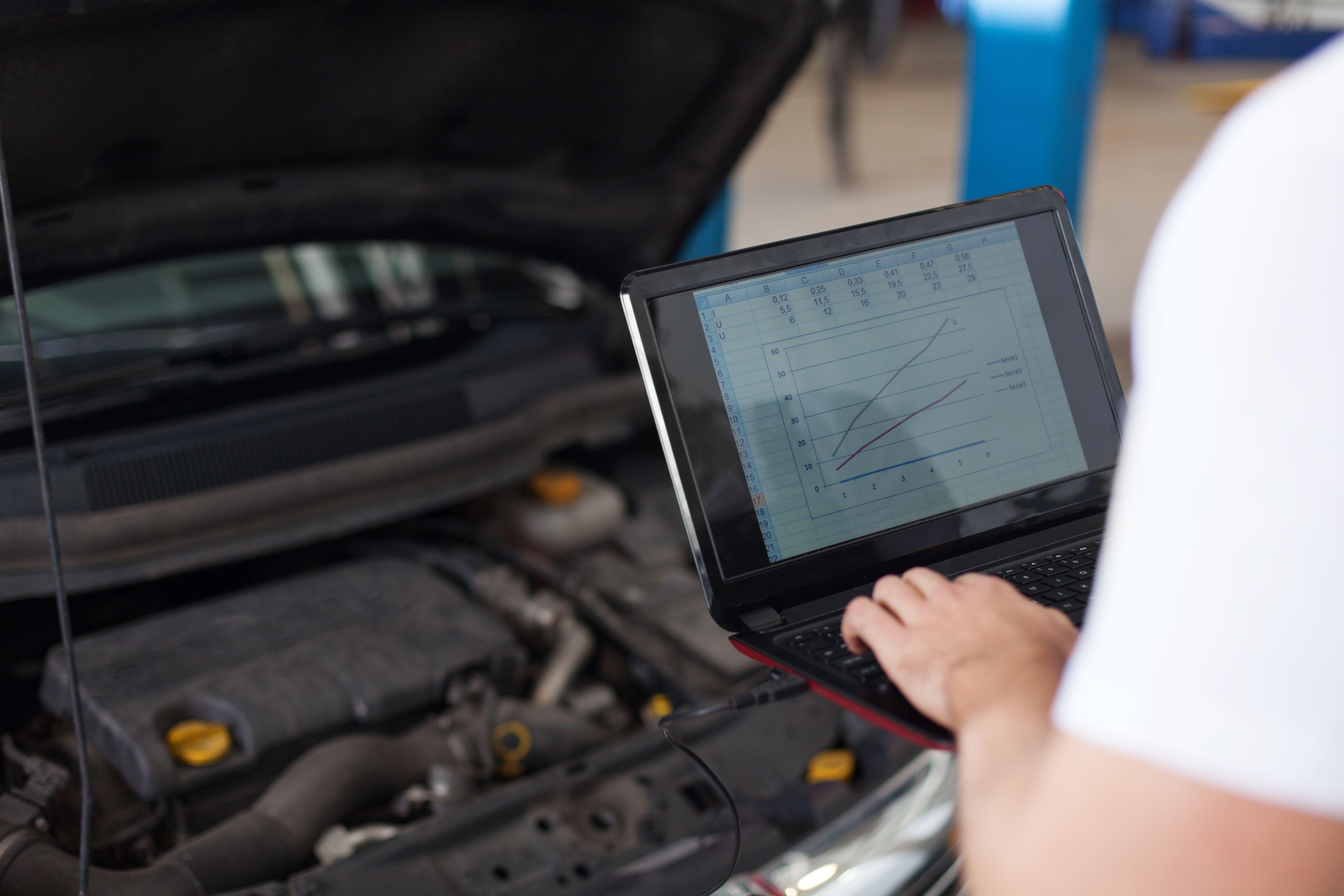 Diagnosis electrónica de automóviles en Ajalvir