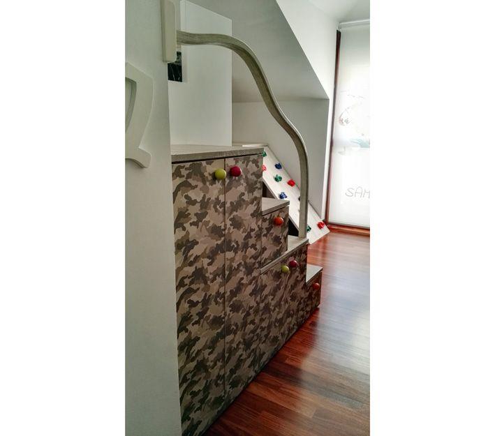 Mobiliario de madera a medida en Cantabria