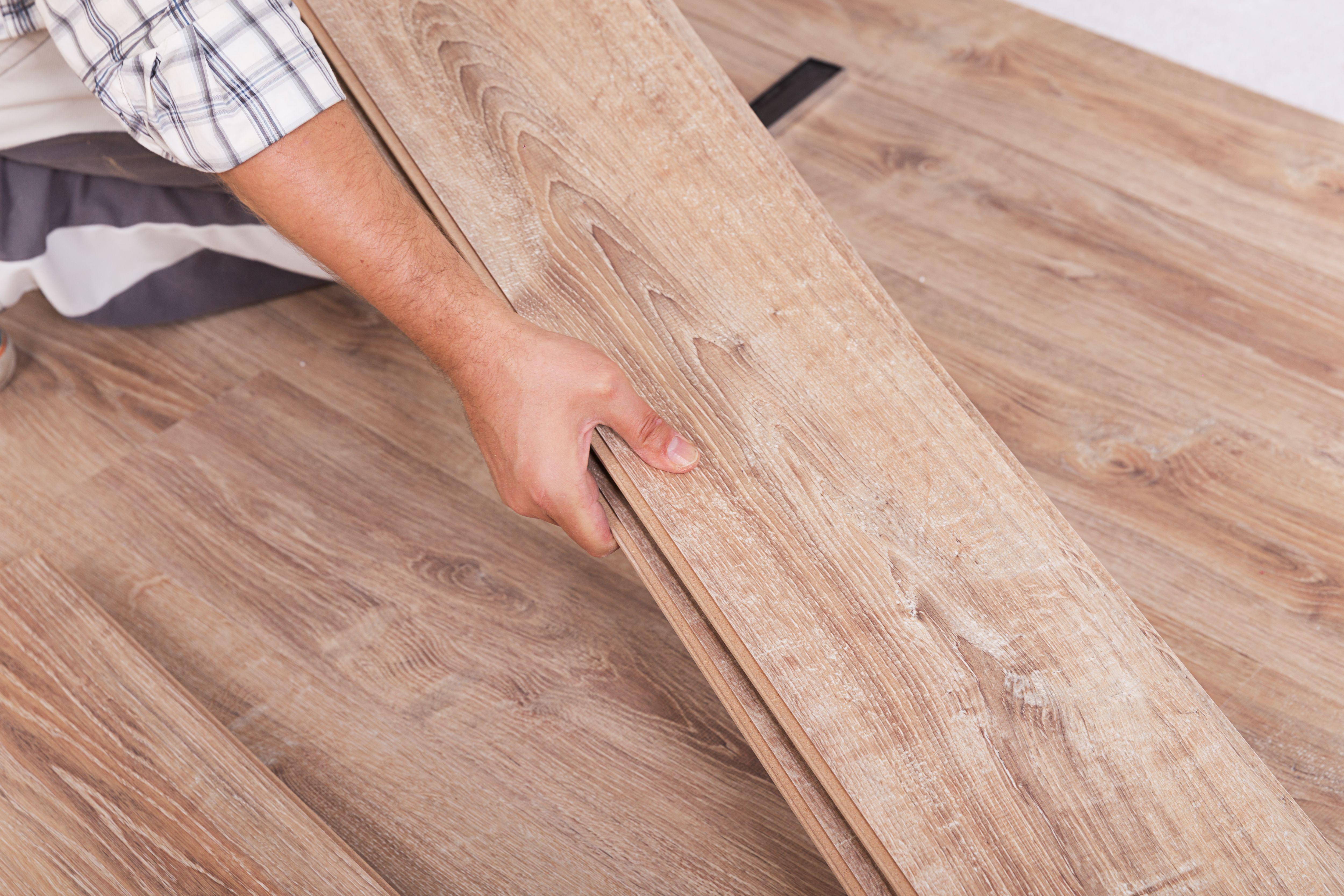 Suelos de madera y flotantes en Cantábria