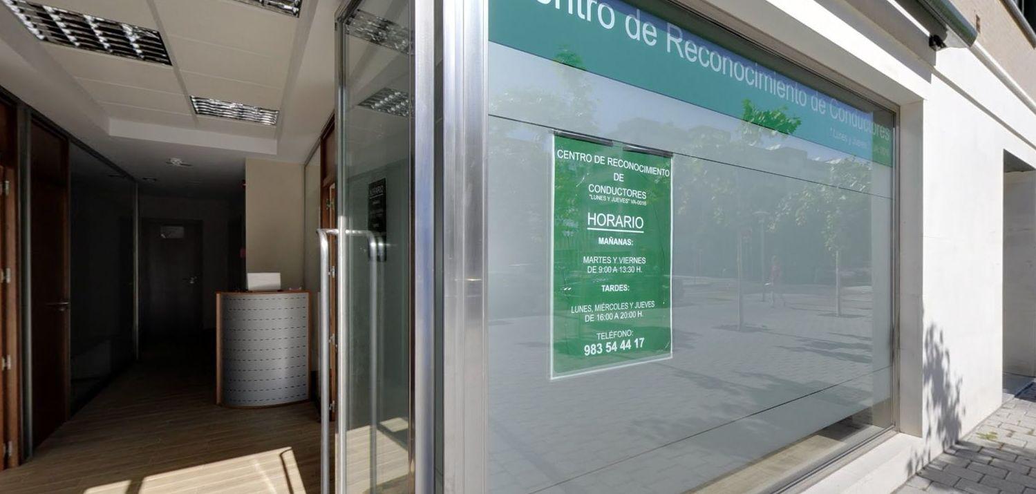 reconocimiento de conductores Laguna de Duero