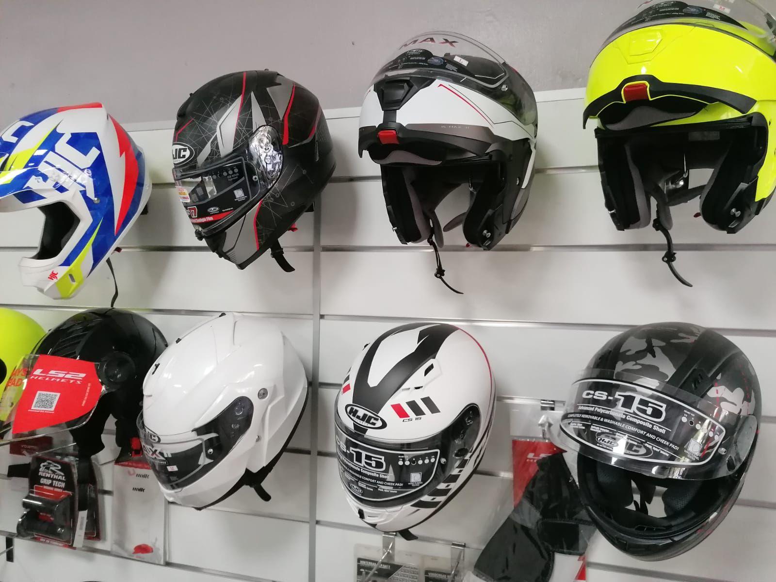 ¡Personaliza tu casco!