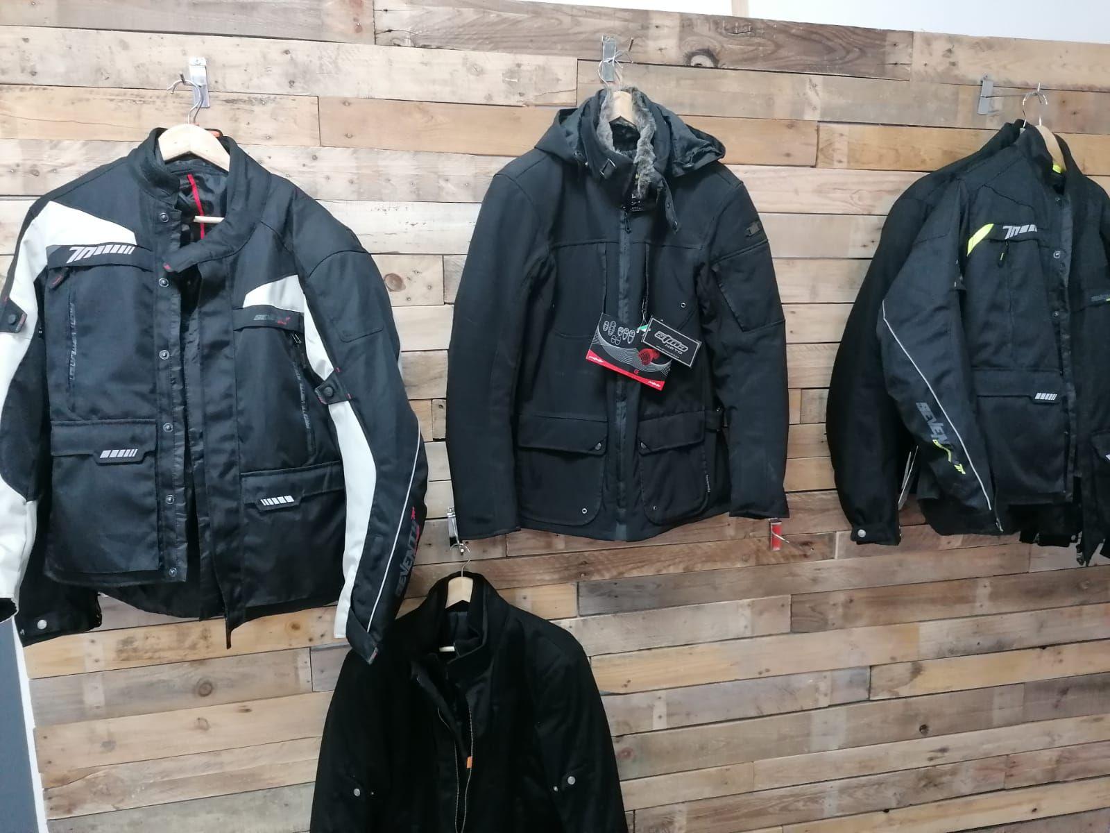 Elige tu chaqueta favorita