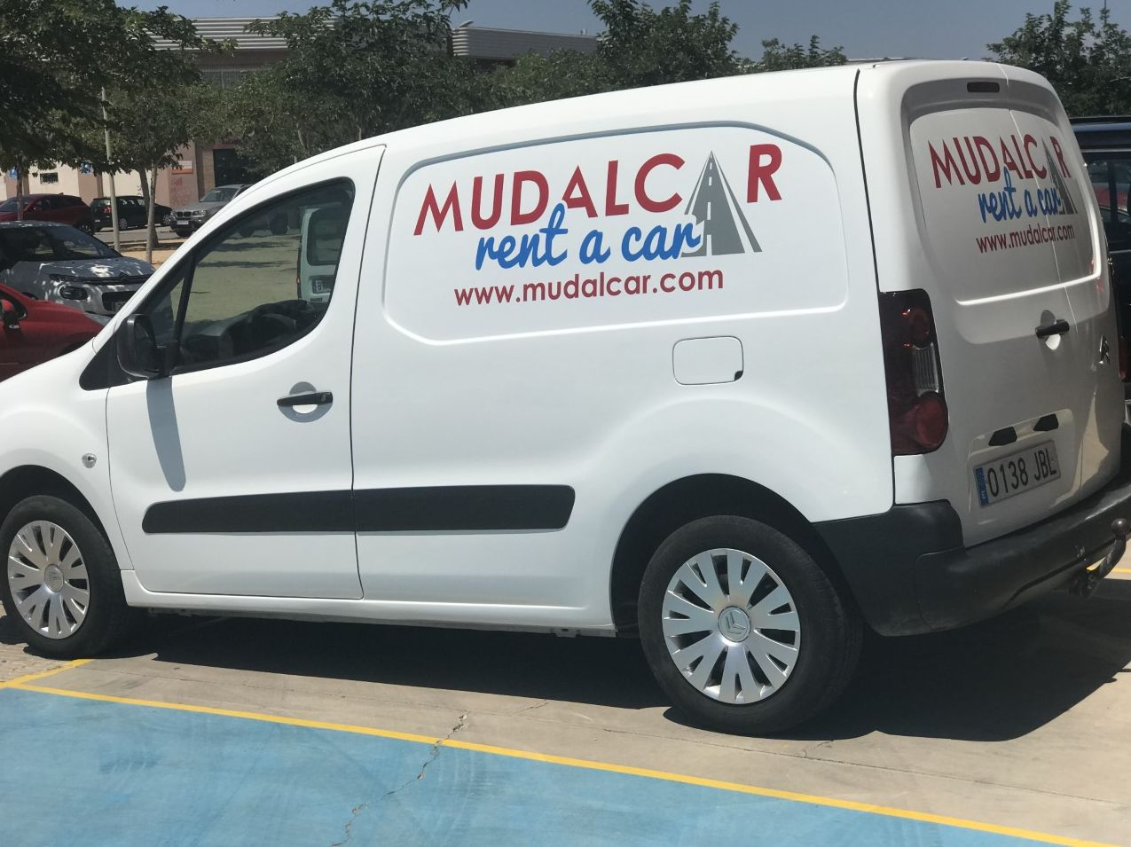 Alquiler de furgonetas Castellon