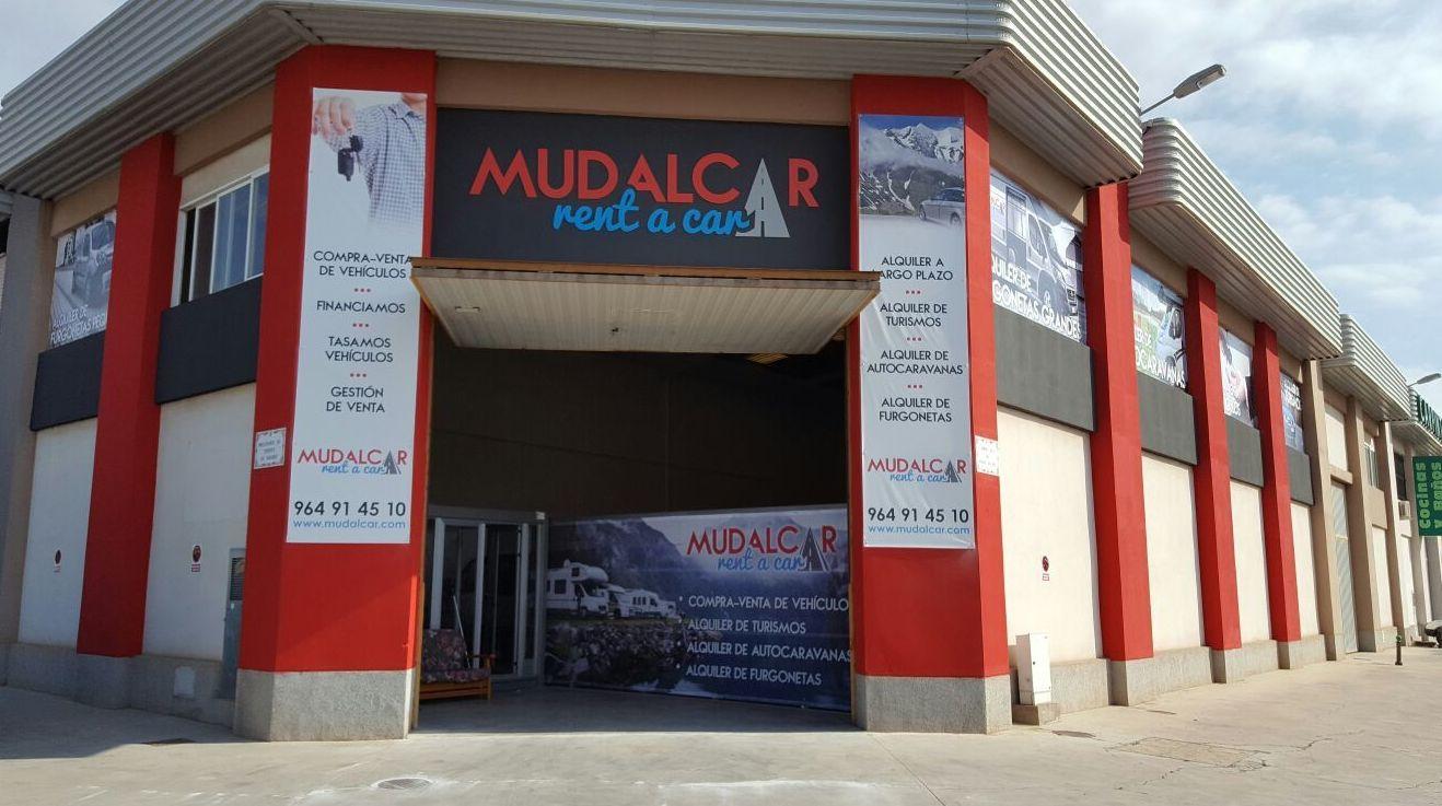 Foto 22 de Alquiler de coches y furgonetas en Castellón de la Plana | MUDALCAR     rent a car