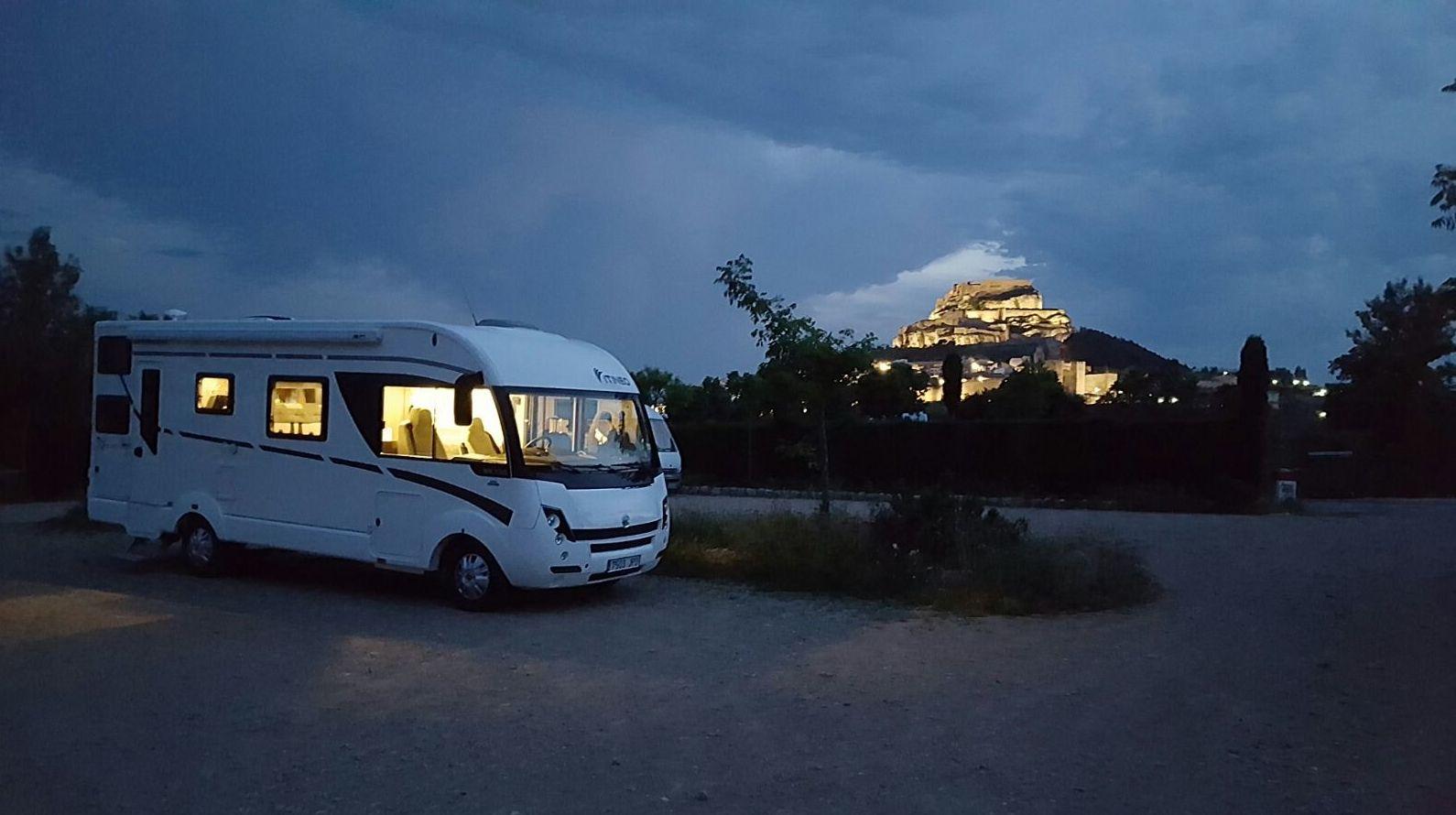 Autocaravanas en Castellon   Mudalcar