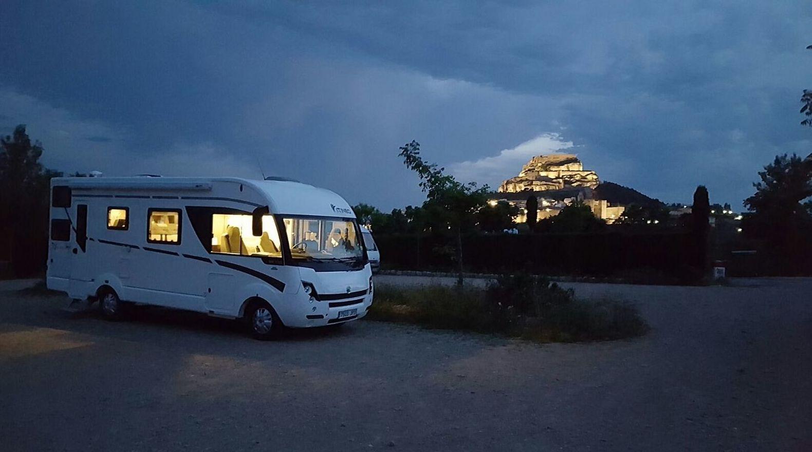 Alquiler autocaravanas Castellon | Mudalcar