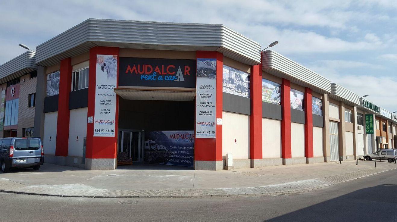 Foto 21 de Alquiler de coches y furgonetas en Castellón de la Plana | MUDALCAR     rent a car