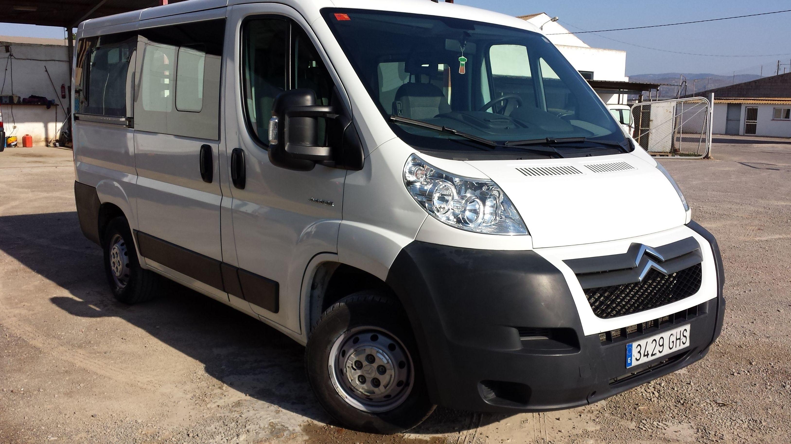 Foto 34 de Alquiler de coches y furgonetas en Castellón de la Plana | MUDALCAR     rent a car