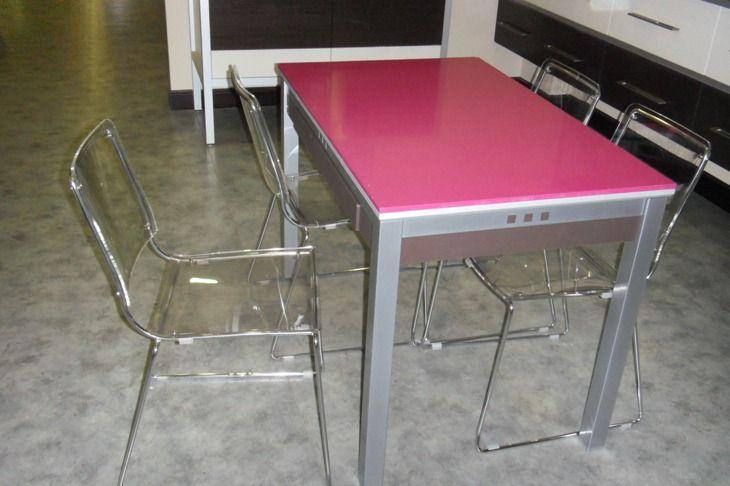 Mesas y sillas para cocinas en Bizkaia