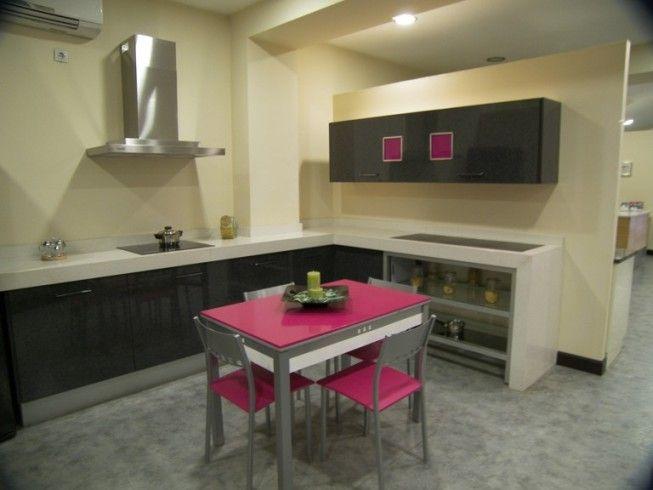Diseño, fabricación y montaje de cocinas en Bilbao