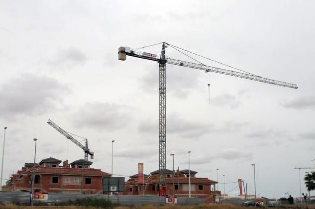 Venta y alquiler de grúas torre en Torre-Pacheco (Murcia)