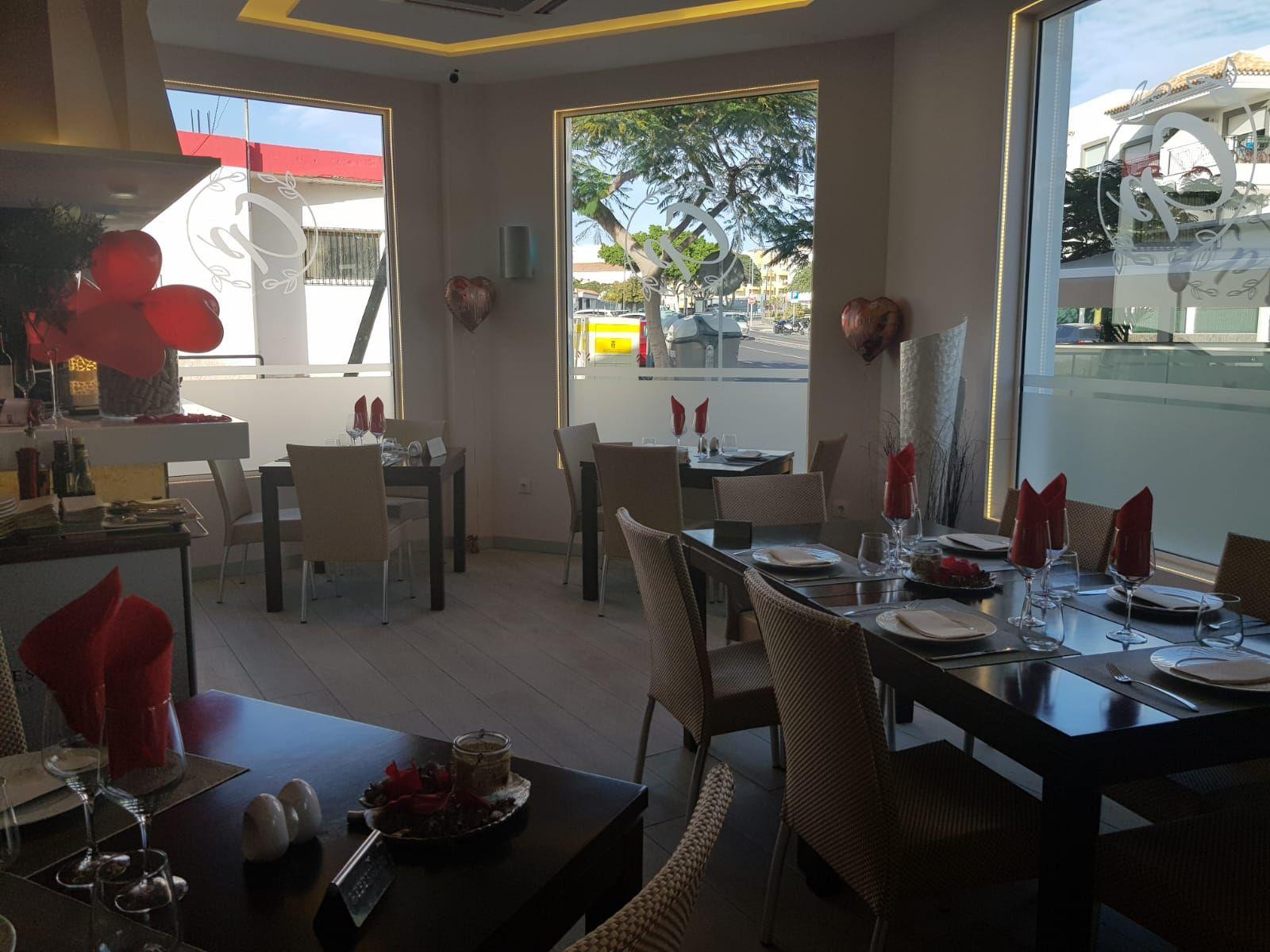 Restaurante de cocina italiana en Santa Cruz de Tenerife