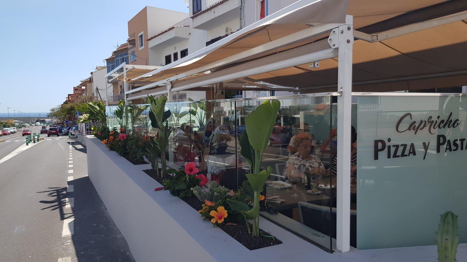 Restaurante pizzería en Santa Cruz de Tenerife