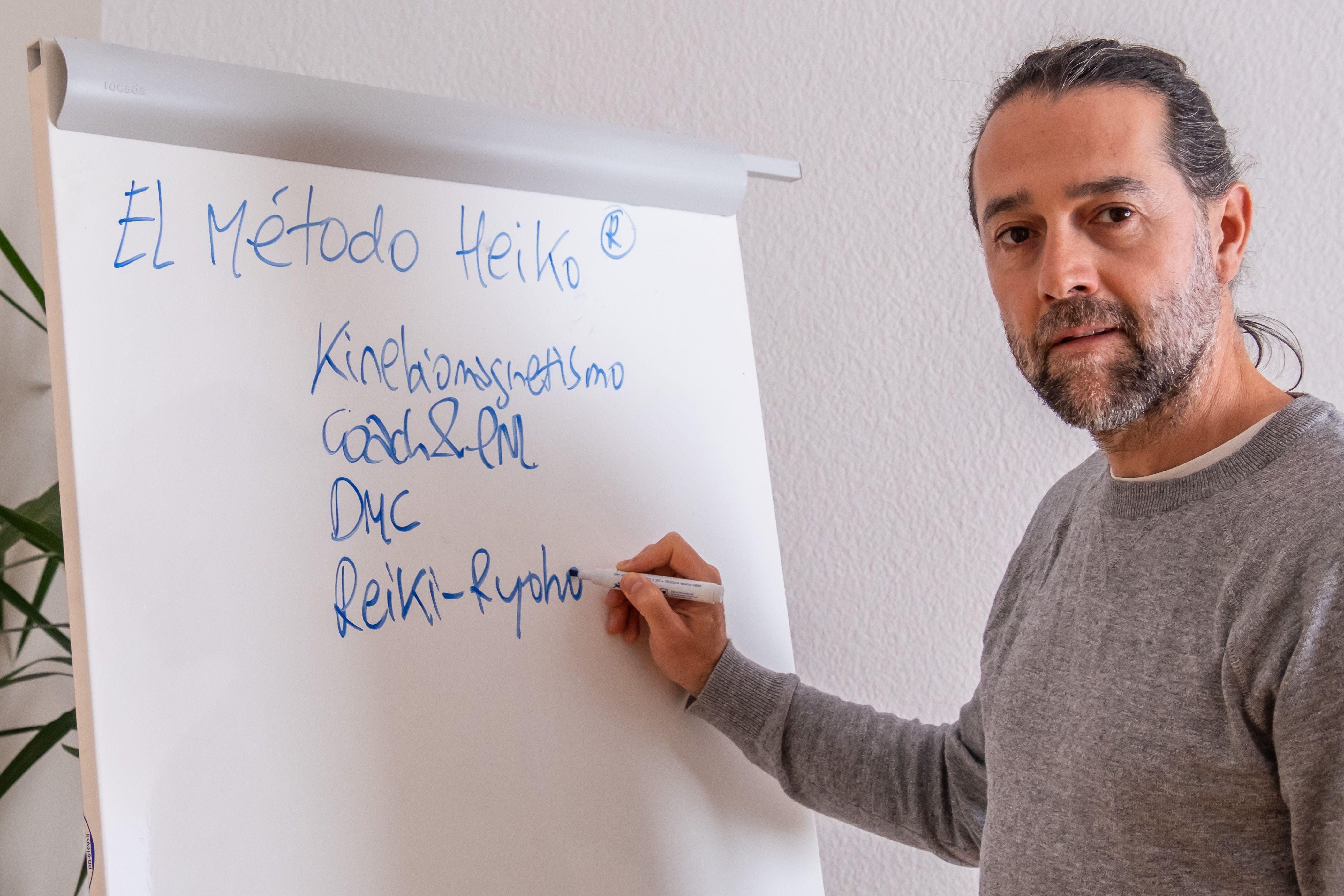 Con el Método HEIKŌ encuentras el equilibrio físico, mental y emocional