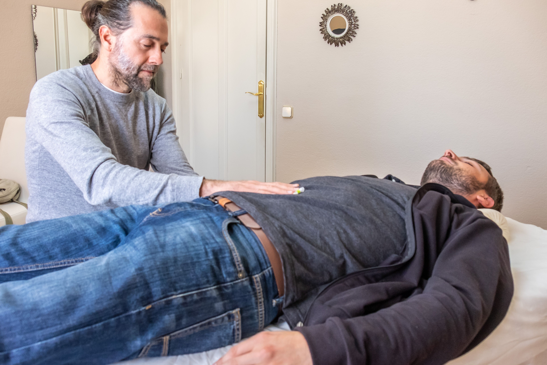 La técnica reiki se refiere al método de sanación natural