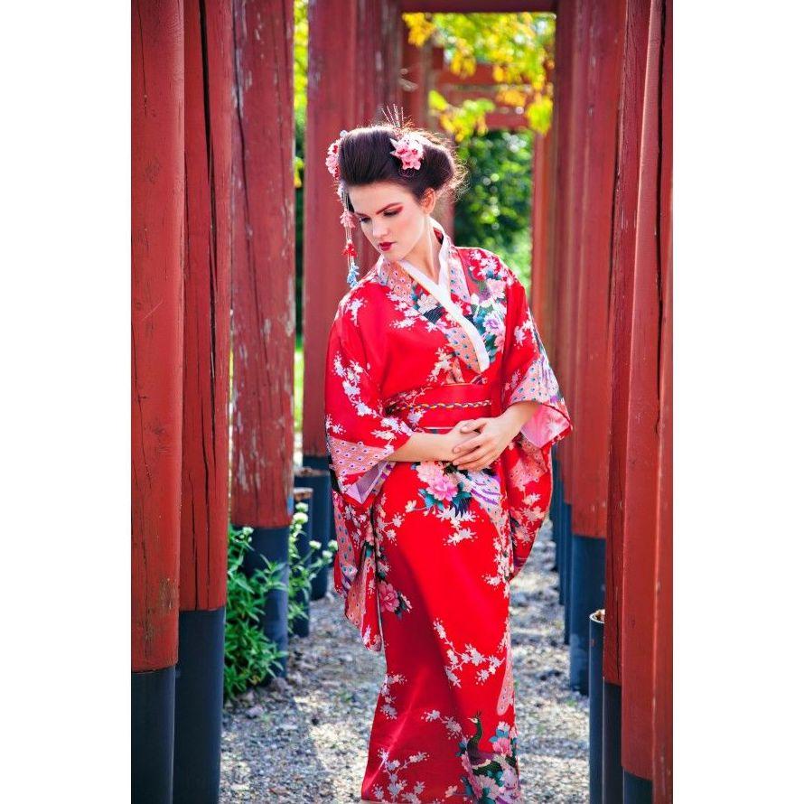 Geisha Vintage Photos