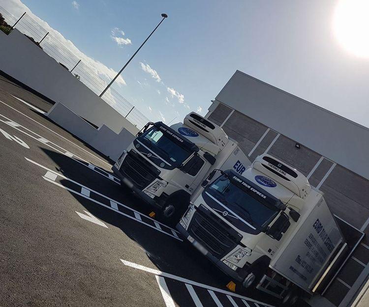 Envío de mercancías en Tenerife