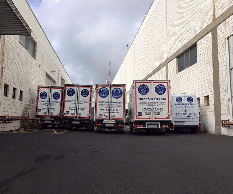 Empresa de envío de mercancías en Tenerife
