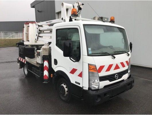 Ocasión: Camión cesta articulado 16,5 metros : Vehículos de Iber Auctions