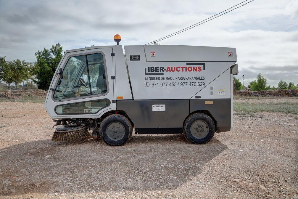 Máquina Iber Auction
