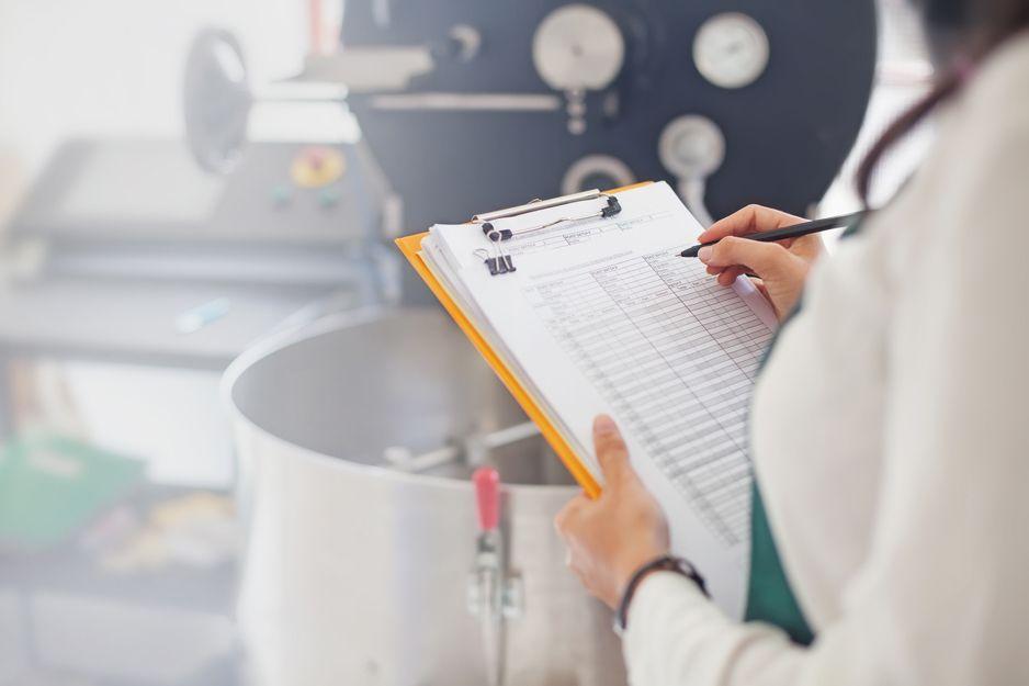 Auditorías de vapor industrial