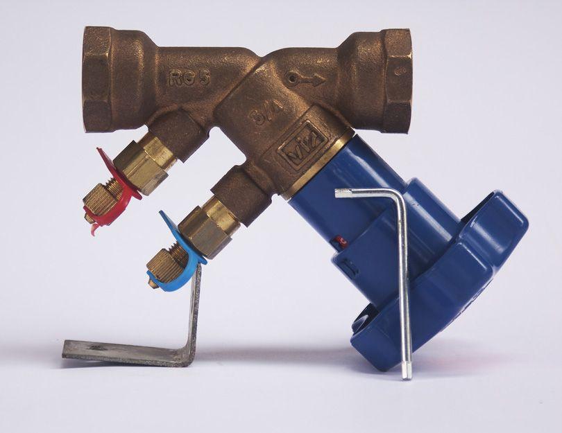 Vávulas y accesorios para tuberías industriales