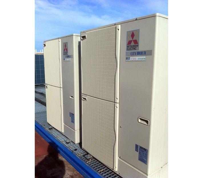Aire acondicionado industrial en Majadahonda