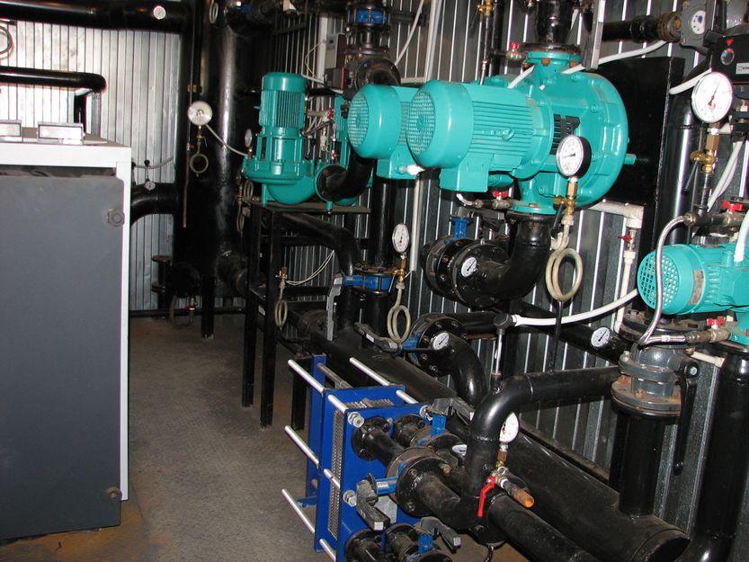 Instalaciones industriales en Majadahonda