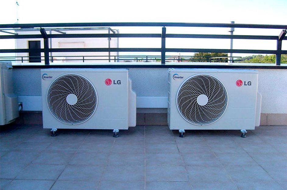 Instalaciones de aire acondicionado en Pozuelo