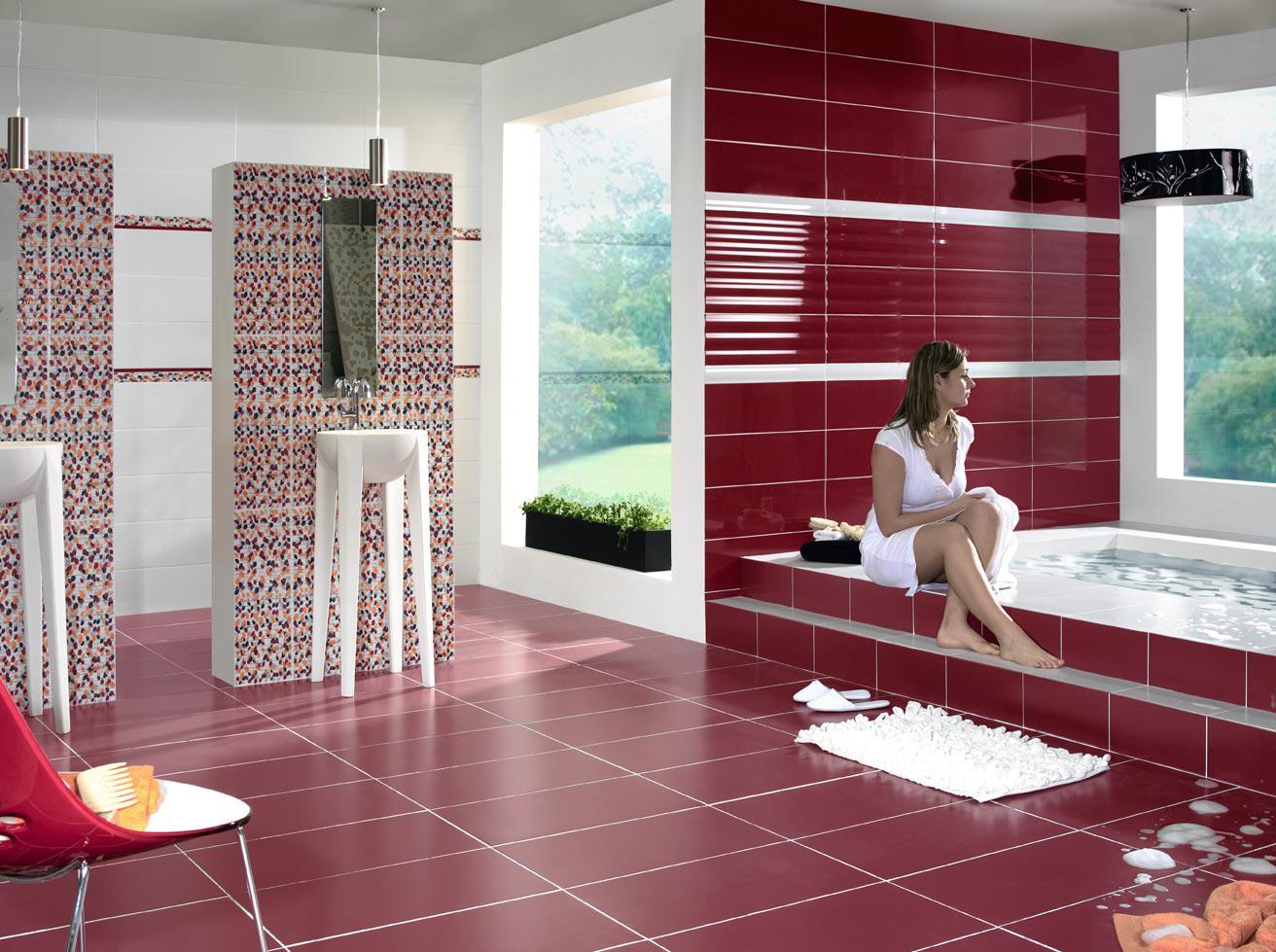 Cerámica, porcelánico, mosaicos.