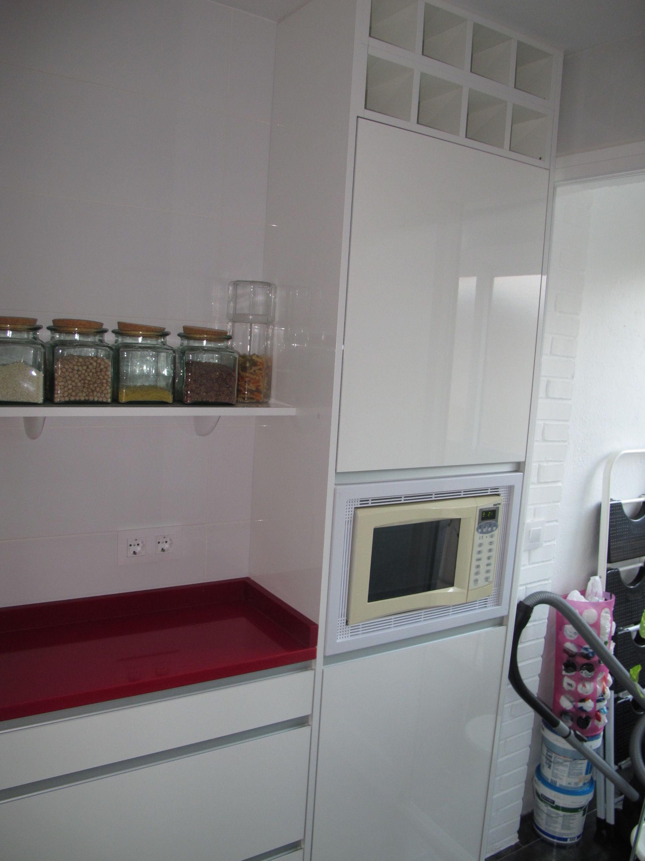 Muebles de cocina proyecto realizado en vistalegre for Proyecto muebles de cocina