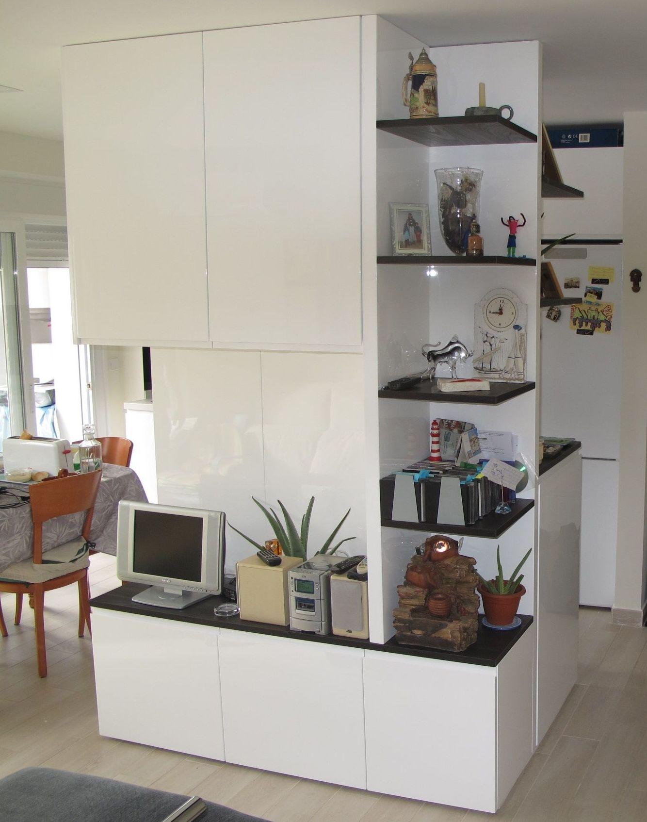 Muebles de Cocina - Proyecto realizado en carabanchel: PROYECTOS REALIZADOS de Diseño Cocinas MC