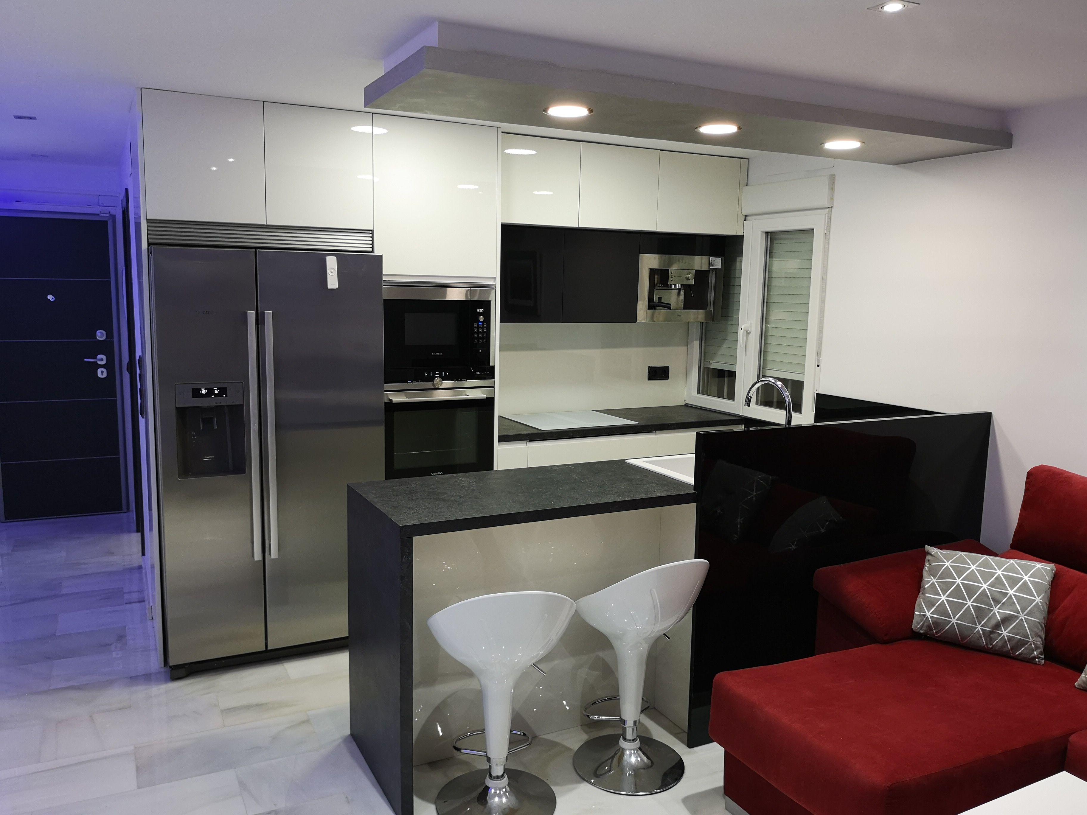 Foto 6 de Muebles de baño y cocina en Madrid | Diseño Cocinas MC