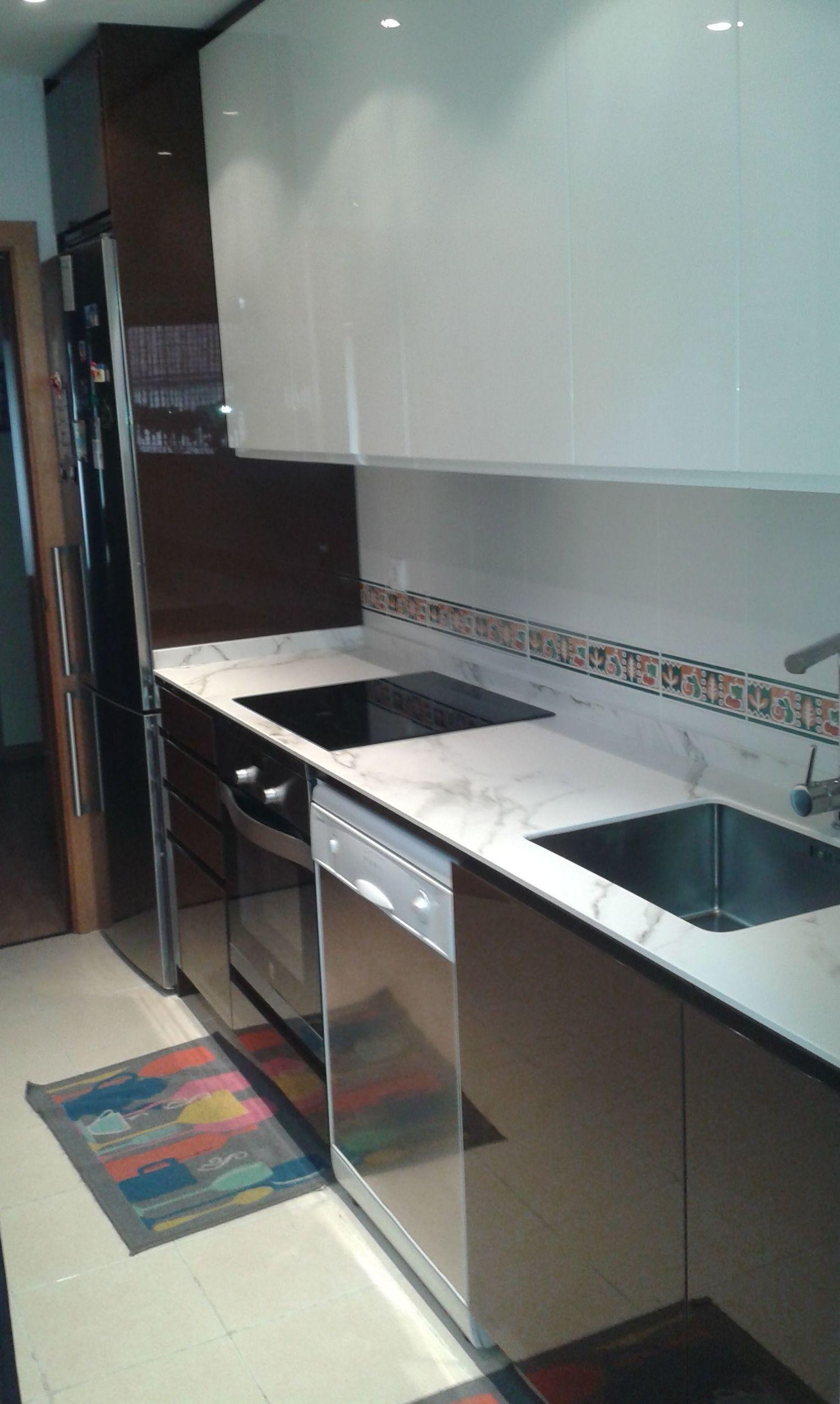 Muebles de Cocina - Proyecto realizado en carabanchel: Catálogo de Diseño Cocinas MC
