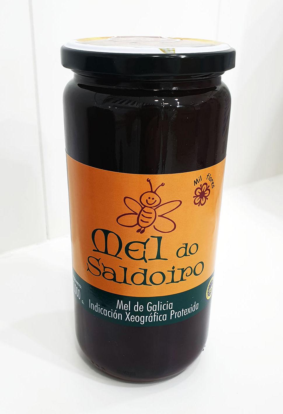 Miel gallega de primera calidad (1kg)