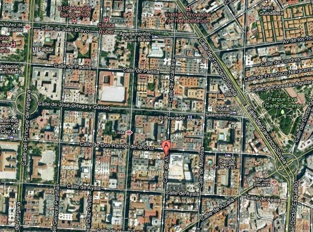 mapa consulta