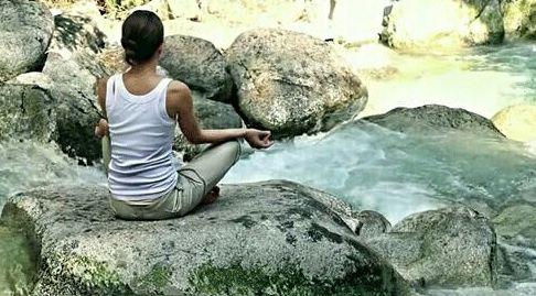 Salud, Ansiedad y meditación.