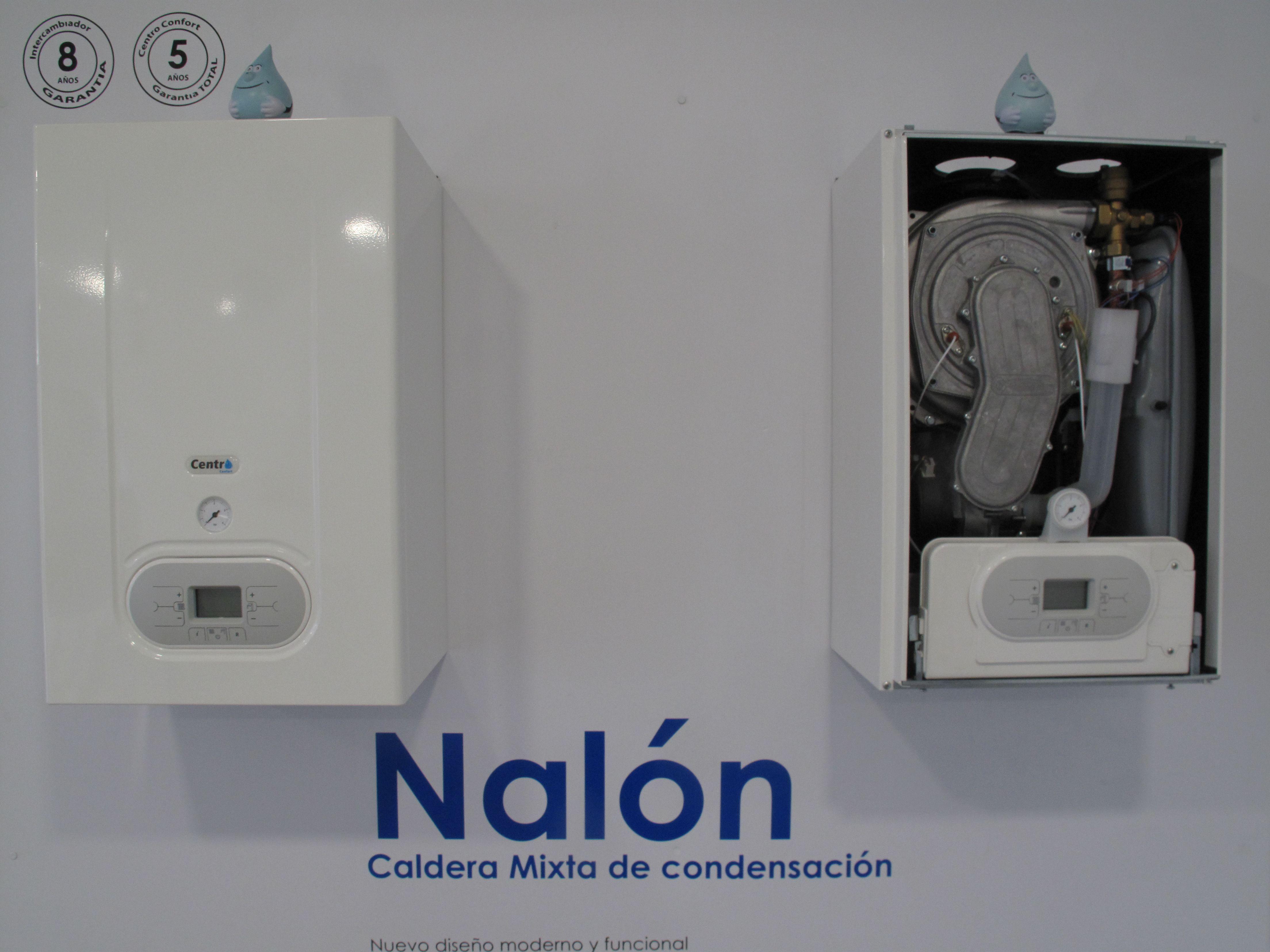 Caldera mixta de condensación Reparaciones Urruti