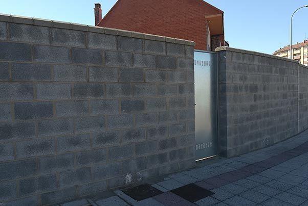 Muros y puertas