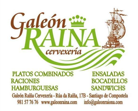 Foto 1 de Cocina tradicional en Santiago de Compostela | Galeón Raíña