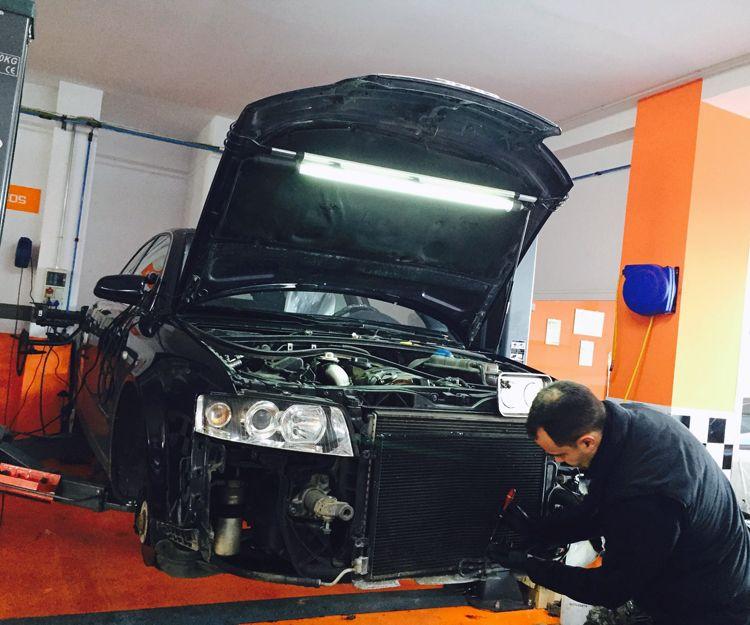 Especialistas en diagnosis del automóvil en Linares