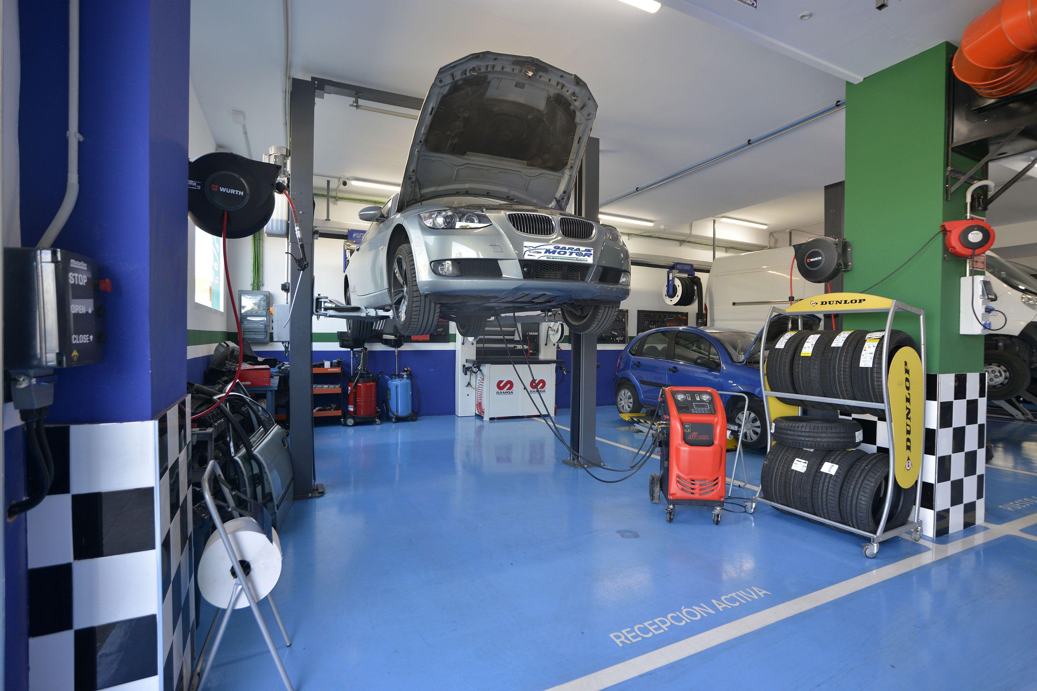 Foto 33 de Taller mecánico en Linares | Garaje Motor Linares