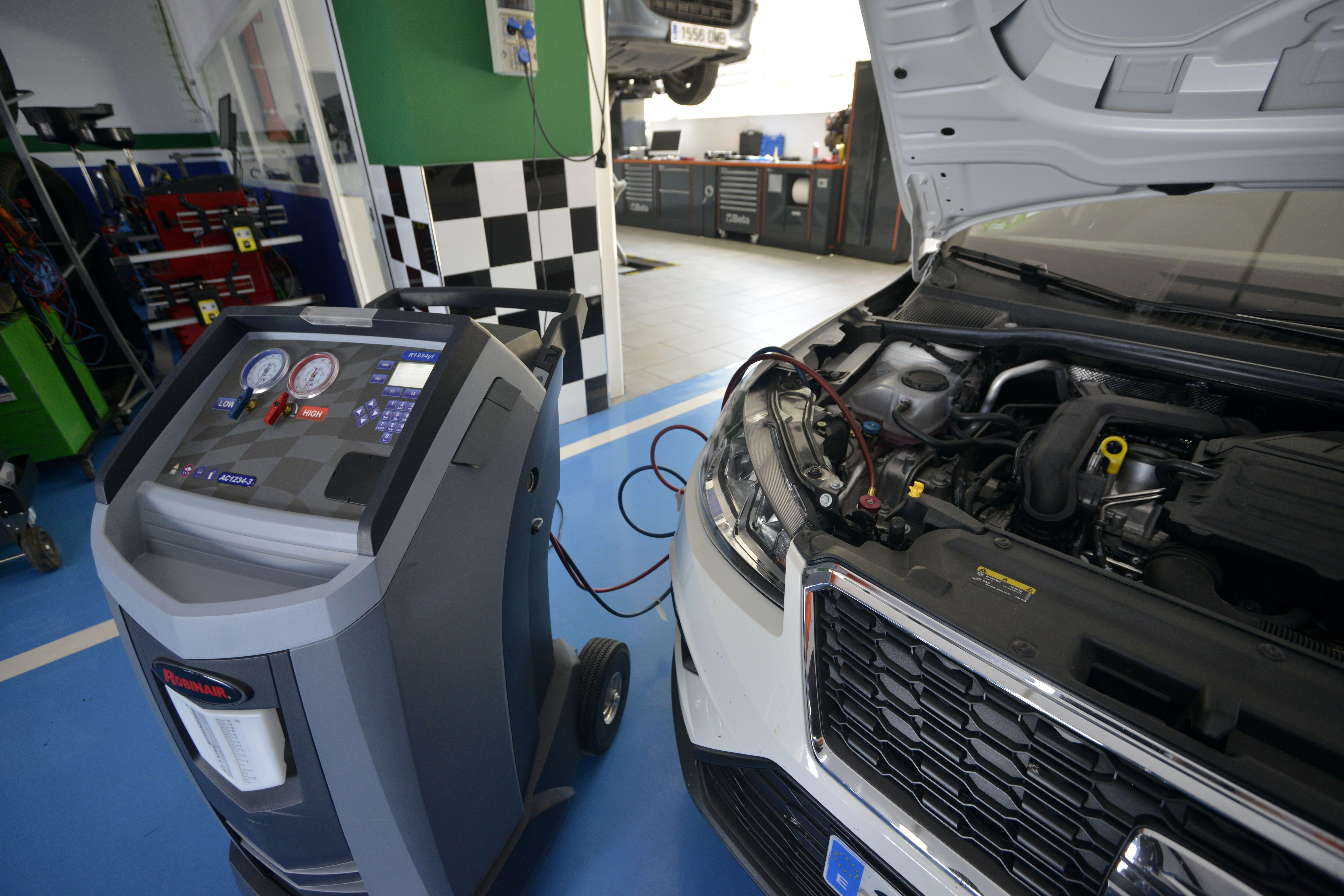 Diagnosis motor  Linares